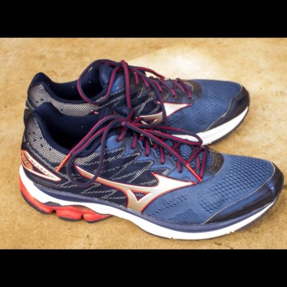 Mizuno Other - Mizuno Wave Rider 22 Men's Running Shoes Size 11.5